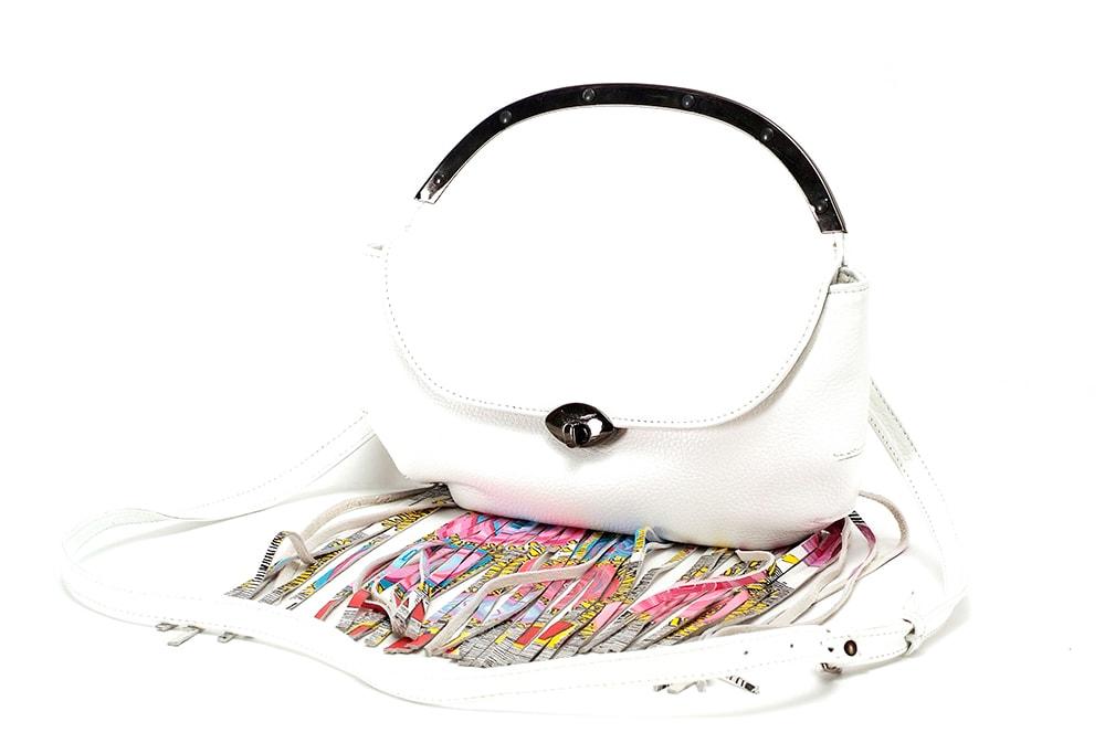 Clutch based on Hundertwasser works