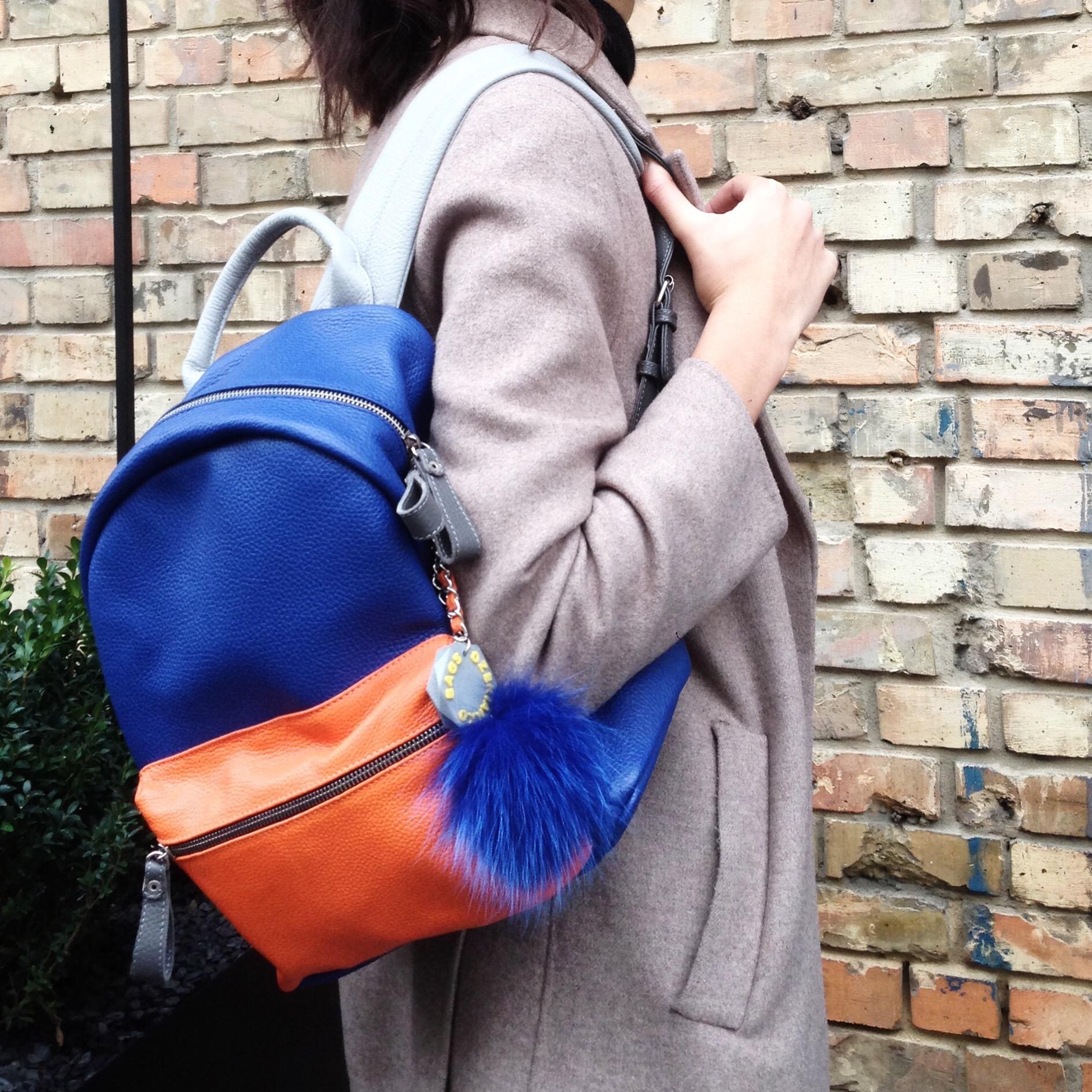 Harper's Bazaar Fashion Weekend от Ozerianko Bags