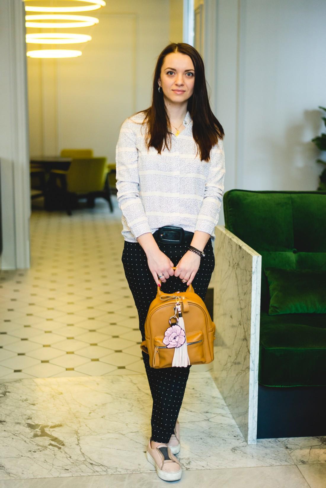 Даша Озерянко, дизайнер и основатель бренда Ozerianko Bags
