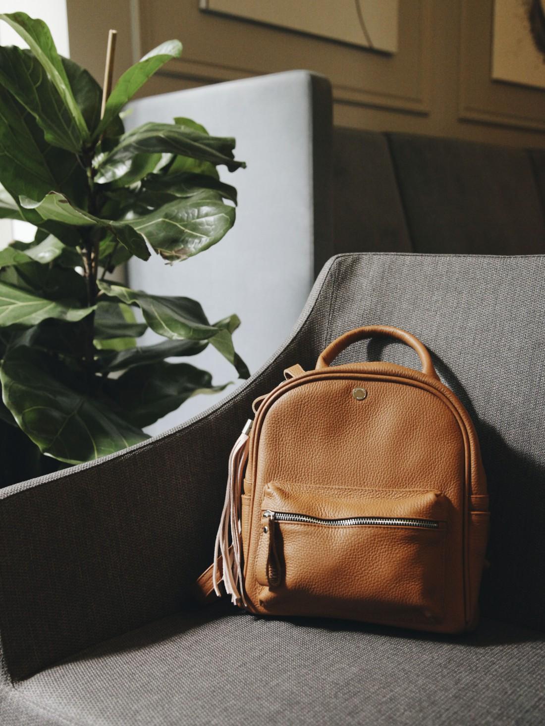 Рюкзак от Ozerianko Bags
